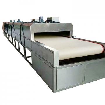 1000-5000pounds/H Gas Heated Cbd Hemp Dryer Mesh Belt Continuous Dryer