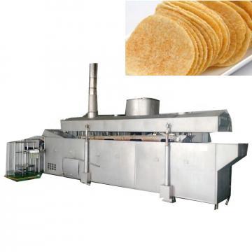 full automatic semi-automatic pringles making machine small potato chips production line potato