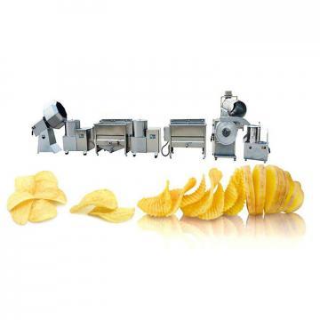 fully automatic potato chips making machine price / potato chips plant / potato crisp manufacturers