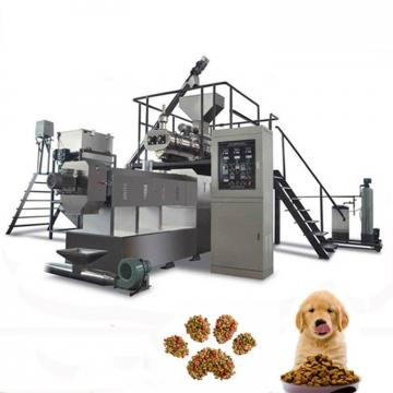Pet Food Line Fish Feed Machine Price Pet Food Making Machine Fish Feed Process Line