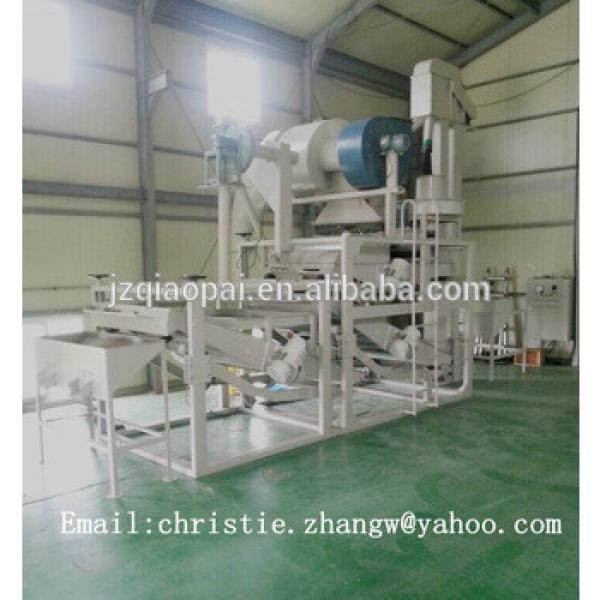 Best Selling!Good quality oats dehuller or shelling machine #3 image