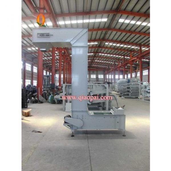 Z type of food grade Chain Bucket Elevator #3 image
