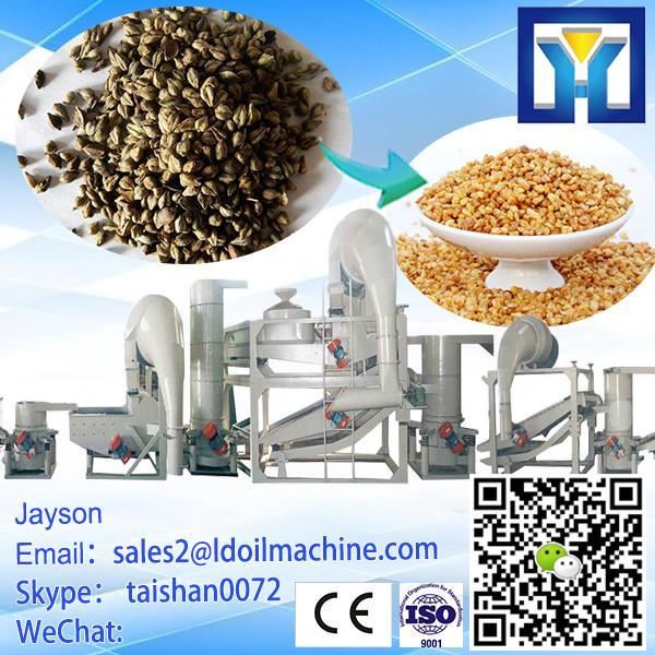 small Suarcane leaves peeling machine/ sugarcane detrasher/ sugarcane peeler #1 image
