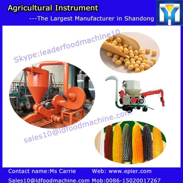 High efficiency Wheat separator , Soybeans screen /Grain sieving machine made in China #1 image