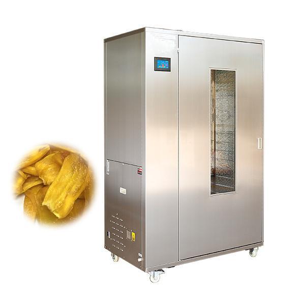 Industrial Hemp Hot Air Continuous Belt Fruit Dryer Drying Machine #2 image