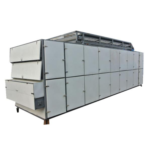 Hot Industrial Vacuum Drying Oven Machine for Textile #1 image