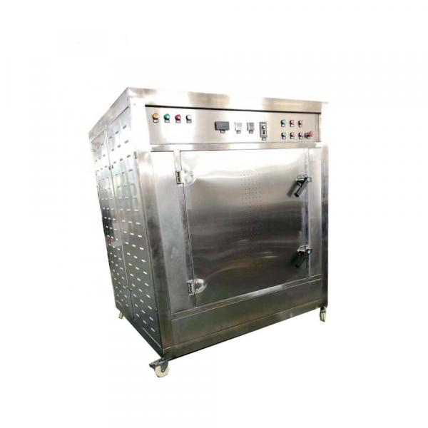 Fully Automatic Industrial Tunnel Microwave Rotary Deck Big Computer Food Equipment Machines Baking Oven #1 image