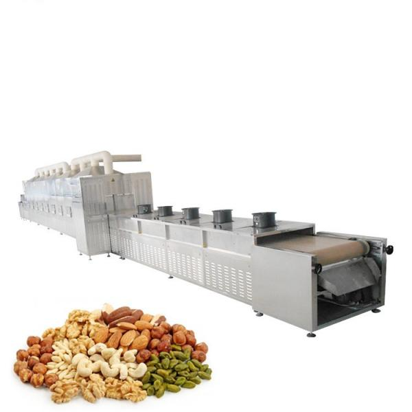 High Quality Stainless Steel Microwave Vacuum Chemical Drying Dryer Oven #3 image