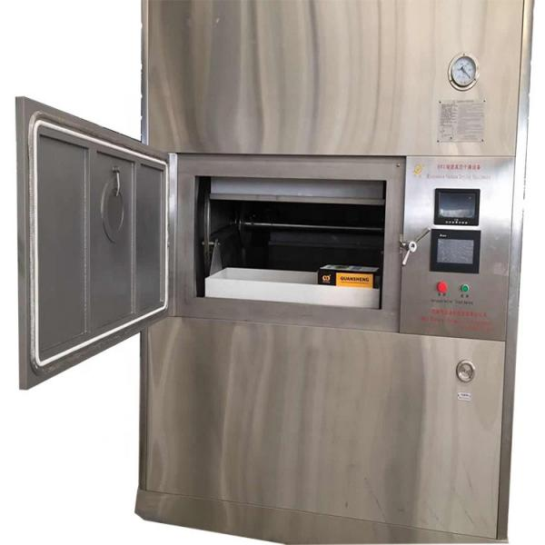 Fully Automatic Industrial Tunnel Microwave Rotary Deck Big Computer Food Equipment Machines Baking Oven #2 image