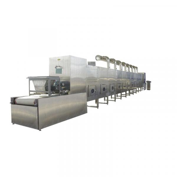 Automatic Industry Tunnel Water-Cooling Microwave Oven Machine #3 image