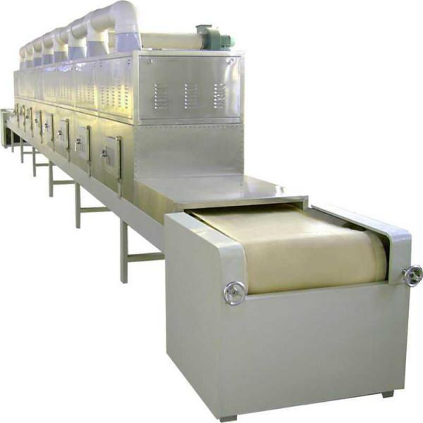 Fully Automatic Industrial Microwave Tunnel Dryer #3 image