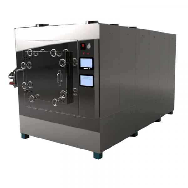 Fully Automatic Industrial Microwave Tunnel Dryer #2 image