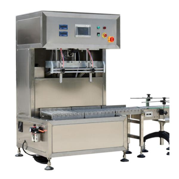 Bottle Filling Machine 50-500 Ml Liquid Automatic Weighing and Filling Machine #1 image