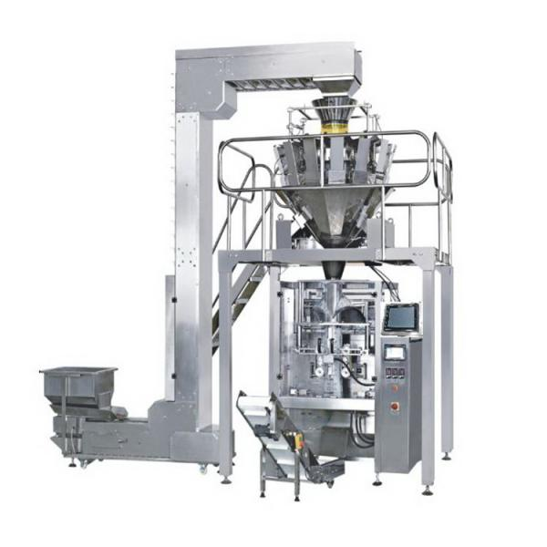 Ce Aproved Automatic Muiti-Head Weigher Machine with Vffs Packing Machine #1 image
