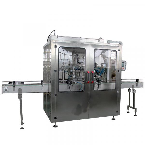 Rice/Grain/Beans/Nuts/Dried Fruit/Seeds/Granule Net Weight Filling Machine #1 image
