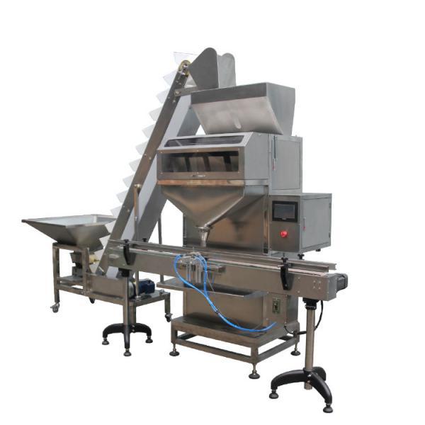 Automatic Sachet Powder Weighing Filling Sealing Machine #1 image