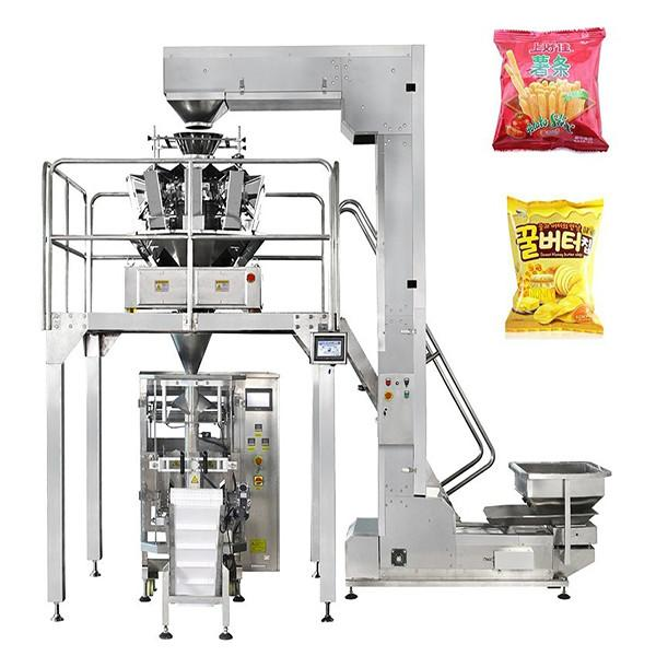 Automatic Tea Powder Coffee Nuts Weighing Filling Small Sachet Packing Machine Granular Multifunction Pouch Packing Machine #1 image