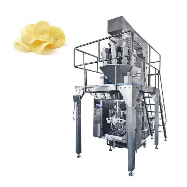 Full Automatic Shredded Kelp Sachet Bag Pouch Weighing / Bagging / Wrapping /Packing / Filling / Sealing Machine #1 image