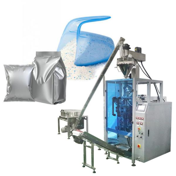 Automatic Vitamin Powder/Food Powder Weighing Filling Bagging Packing Machine #1 image