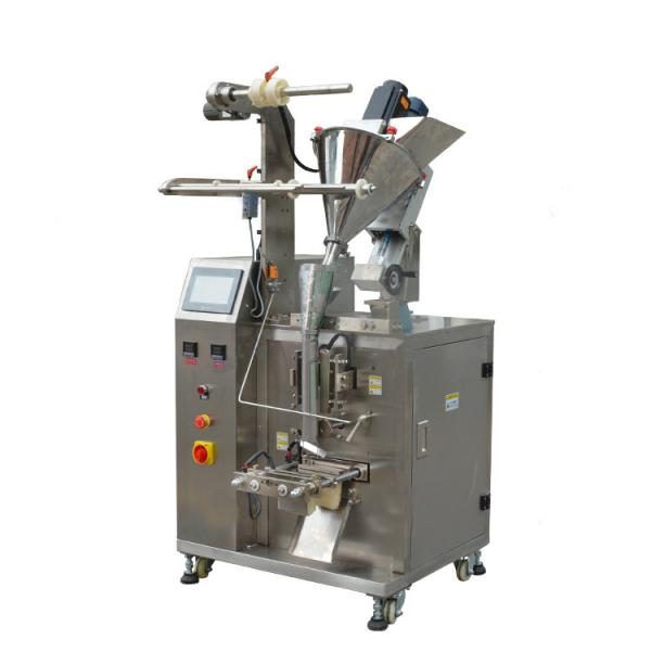 Full Automatic Ice Tube / Cube/ Chunk/ Block/ Sachet Pouch Bag Weighing Wrapping Filling Packing Packaging Bagging Sealing Machine #1 image