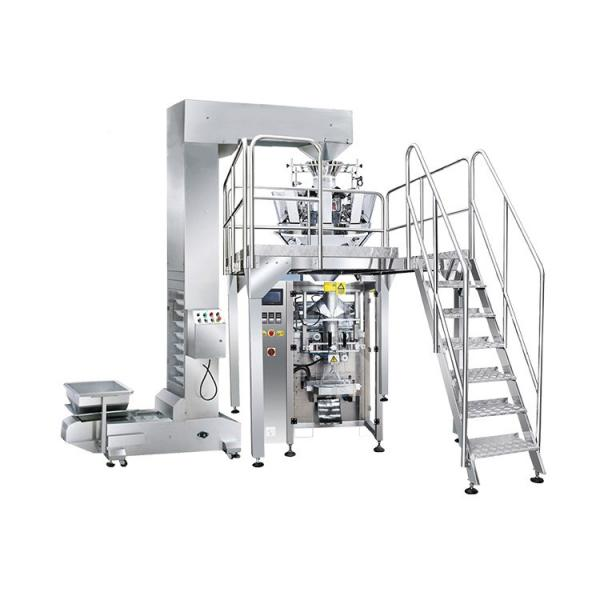 China 14years Factory Automatic Rubber Powder Bagging/Weighing/Packaging /Filling/ Packing Machine #1 image