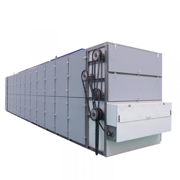 Industrial Continuous Hemp Leaves Mesh Belt Dryer Price #2 image