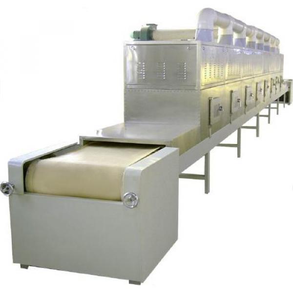 Fermenting Liquid Continuous Conveyour Vacuum Belt Dryer #1 image