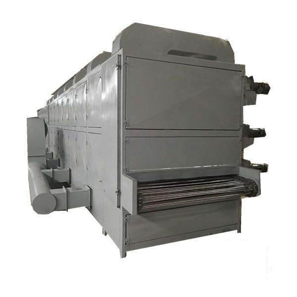 Industrial Continuous Hemp Leaves Mesh Belt Dryer Price #3 image