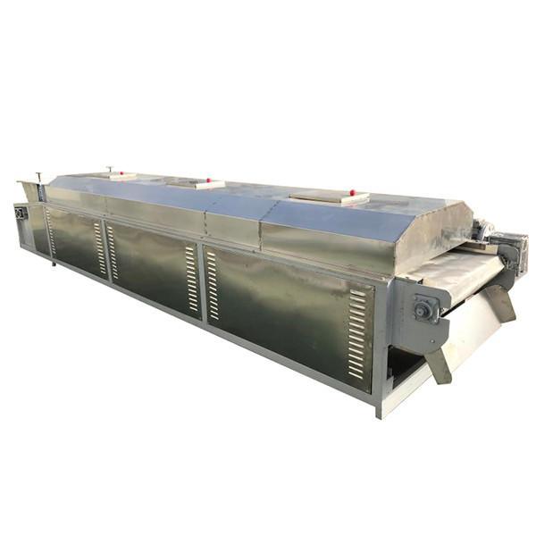 Industrial Continuous Hemp Leaves Mesh Belt Dryer Price #1 image