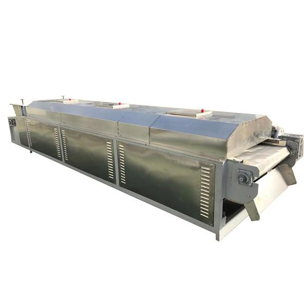 Industrial Food Drying Equipment Continuous Mesh Belt Seafood Air Dryer #2 image