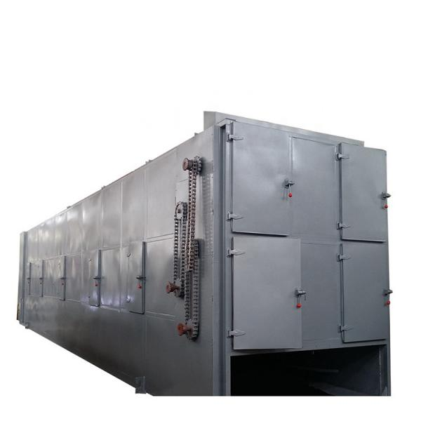 Large Industrial Continuous Microwave Belt Dryer #1 image