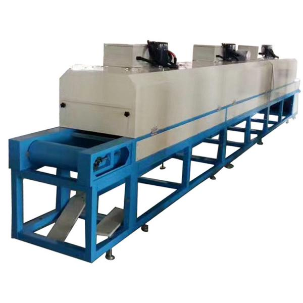 Industrial Belt Conveyor Continuous Microwave Shrimp Dryer Drying Machine #2 image