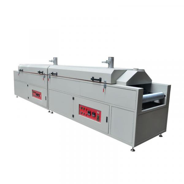 Long Tunnel IR Drying Oven IR Screen Printing Dryer Infrared Ray Heating Tunnel Machine #3 image