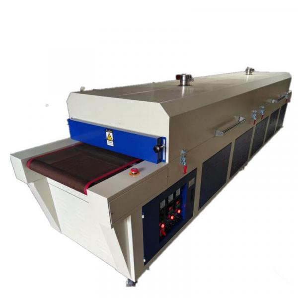 Flash Dryer for Screen Printer IR Dryer Machine IR Far Infrared Ray Tunnel Dryer Tunnel Dryer for Flat Printing #3 image