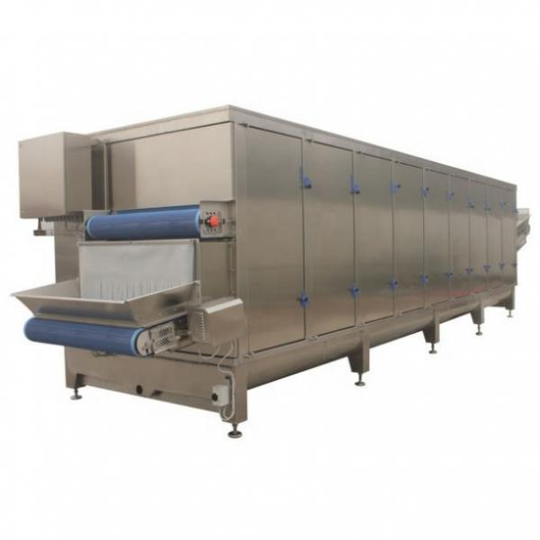 Long Tunnel IR Drying Oven IR Screen Printing Dryer Infrared Ray Heating Tunnel Machine #2 image