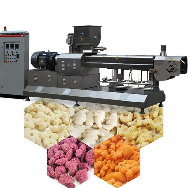 Manufacturing plant automatic factory puffed sticky rice cracker production line #2 image